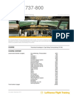 Type Rating Training 737-800