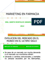 Marketing en Farmacia 2014