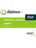 Manual Usuario - Dialvox IPPBX v1.0.2