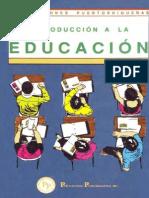 Lopez Yustos, Alfonso - Introduccion a la educacion.pdf