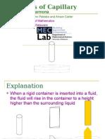 Capillary Presentation (1)