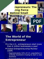 Chapter 1 Entrepreneurship - r