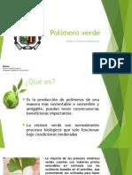 Polimeros Verdes 2 1