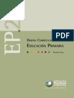 Diseño Curricular Segundo Ciclo de la Educación Primaria