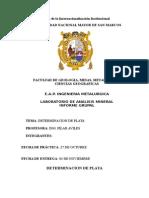 186962800 Determinacion de Plata 2007