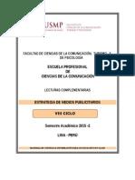 Separata Estrategia de Los Medios 2015-II Final