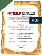 Monografia Tlc Peru Union Europea Manuel