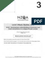 2013 Harmony Resource Book