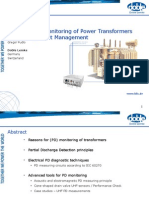 152638716 Doble Lemke Power Transformer Advanced PD Monitoring UHF 2009