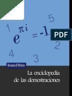 La Enciclopedia de Las Demostraciones