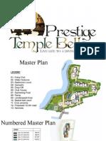 Prestige Bagmane Temple Bells