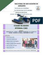 Gestion de Proyectos Cmi - proyecto social