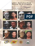 Labor Rights And Freedom Of Association In Colombia