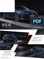 Audi RS 6 Avant performance (Germany, 2015)