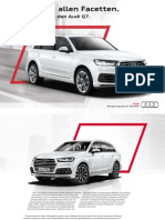 Audi Q7 S line Selection (Germany, 2015)