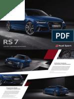 Audi RS 7 Sportback performance (Germany, 2015)