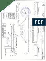 Bayou Drive Bridge Project Revison Signed by Nick Nicholson