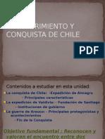 Descubrimiento y Conquista de Chile 5to