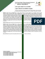 Modelo Da Revista Verde