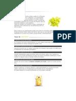 Los Xantatos Son Productos Sólidos Usados en La Flotación de Minerales Sulfurados y Metálicos