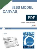 Presentación de Modelo de negocios