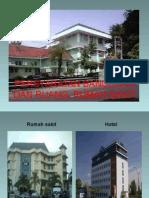 Penyehatan Ruang Bangunan Rumah Sakit Pak Sigid