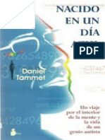 Nacido en Un Dia Azul Daniel Tammet