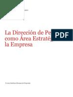La dirección de personas como área estratégica en la empresa.pdf
