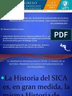 Papel Del Acuerdo de Asociacion UE.ca- Mauricio Herdocia