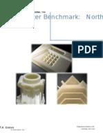 3D Printing Benchmark 2010 NAmerica Reprint
