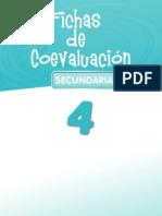 4to Coevaluacion Secundaria