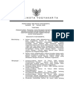 perwali jogja pengaturan pegawai non PNS.pdf