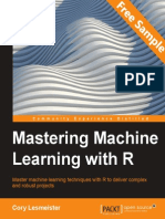Mastering Machine Learning with R - Sample Chapter