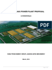 2mw Biomass Gasification Gas Power Plant Proposal