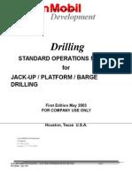 Exon Mobile Drilling Guide