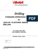 Exon Mobile Drilling Guide
