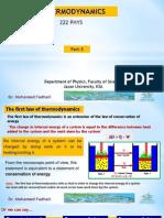 Thermodynamic, Part 3