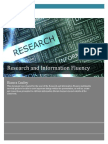 Research and Information Fluency Handbook