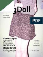 RagDoll Magazine no.1