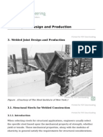 Welded Joint Design and Production