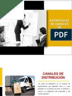 Marketing Empresarial. Estrategias de Canales de Distribucion