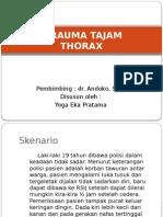 Trauma Thoraks Yoga