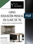 Educación Musical en Clave de TIC