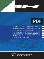 BH User Manual