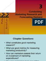 how to do Marketing Research
