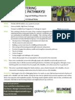 fostering inclusive pathways flyer wangaratta 150910 version 2  2