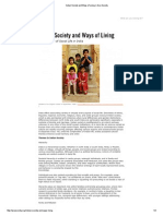 Indian Society and Ways of Living _ Asia Society