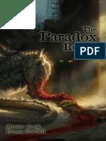 The Strange - The Paradox Room (Novel)