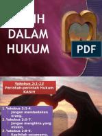 KASIH DALAM HUKUM.pptx