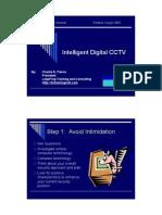 Intelligent Digital CCTV